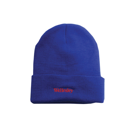Wellesley College Beanie