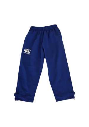 Wellesley College Track Pant Royal